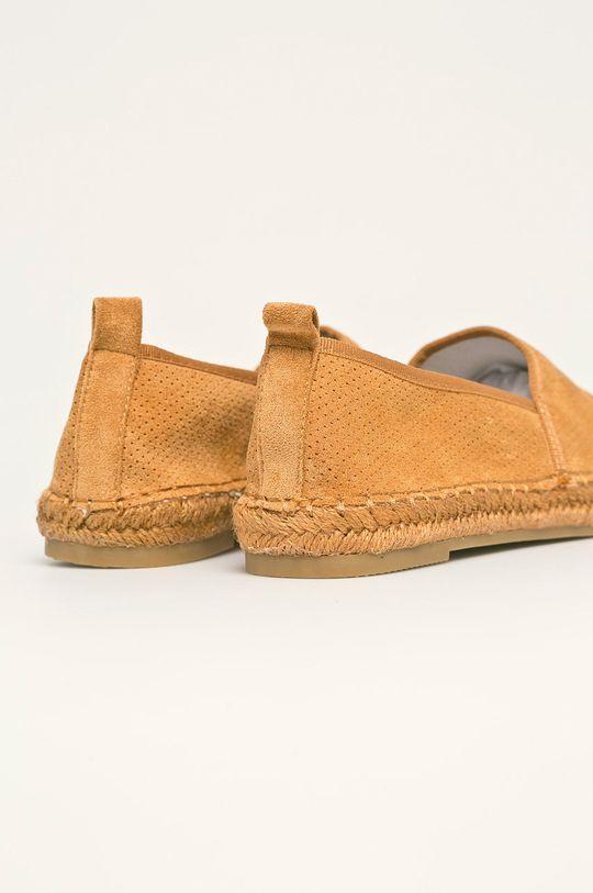 Answear - Espadrilky Best Shoes Svršek: Textilní materiál Vnitřek: Textilní materiál Podrážka: Umělá hmota