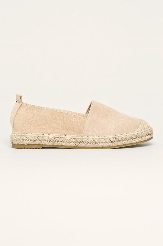 bej Answear - Espadrile Best Shoes De femei