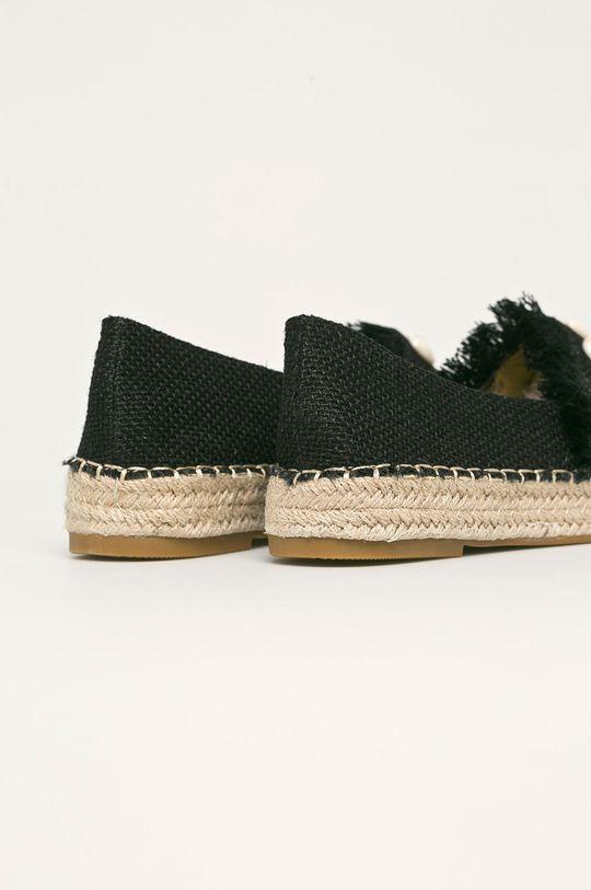 Answear - Espadryle Janeway Cholewka: Materiał tekstylny, Wnętrze: Materiał tekstylny, Podeszwa: Materiał syntetyczny