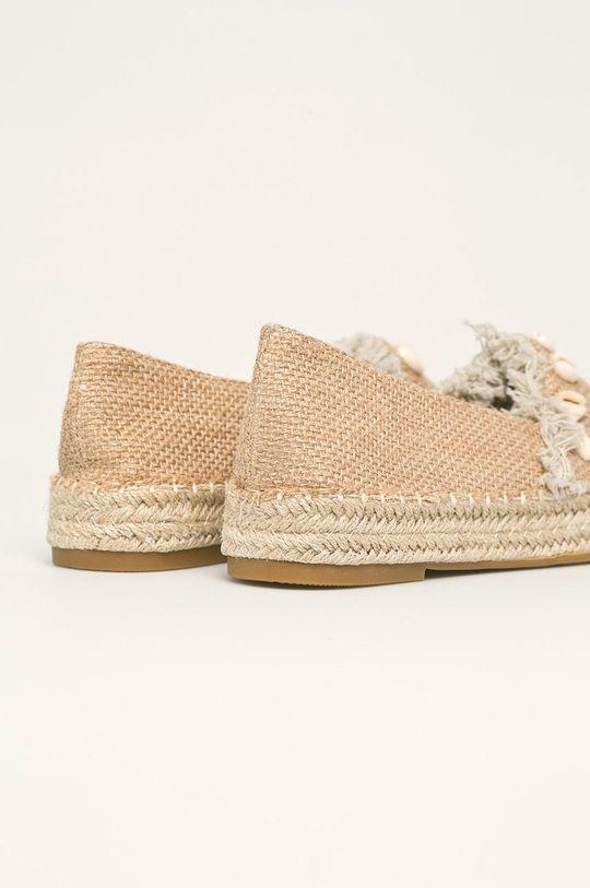 Answear - Espadrile Janeway Gamba: Material textil Interiorul: Material textil Talpa: Material sintetic