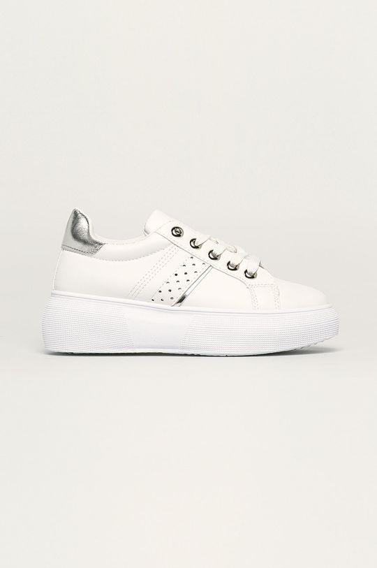 бял Answear - Обувки Жіночий