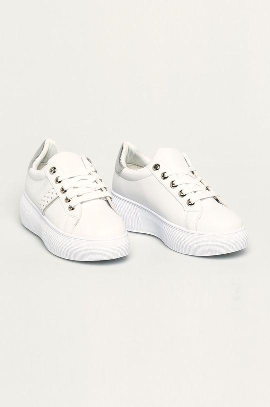 Answear - Обувки бял