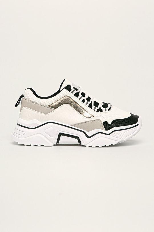 бял Answear - Обувки Ideal Shoes Жіночий