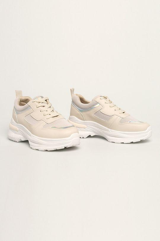 Answear - Pantofi Jeeini bej