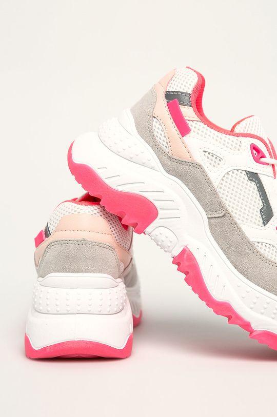 Answear - Pantofi JEEINI Gamba: Material sintetic, Material textil Interiorul: Material textil Talpa: Material sintetic