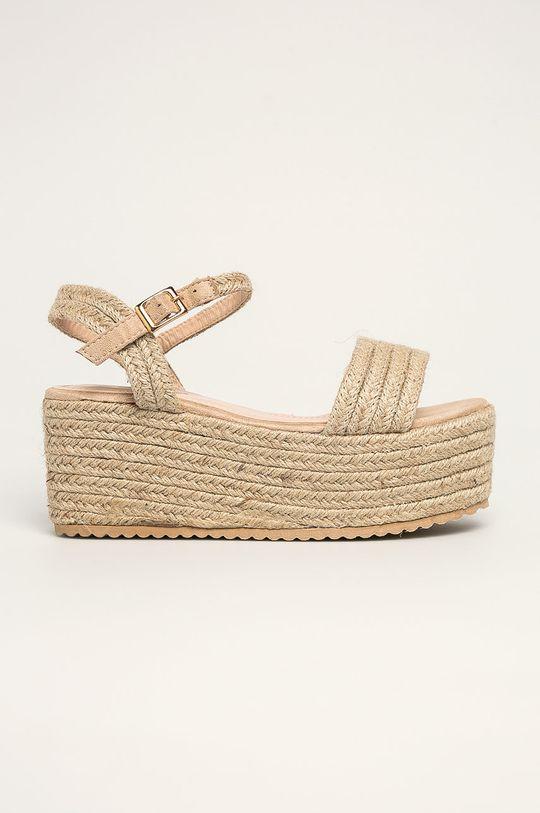 bej Answear - Sandale Mulanka De femei