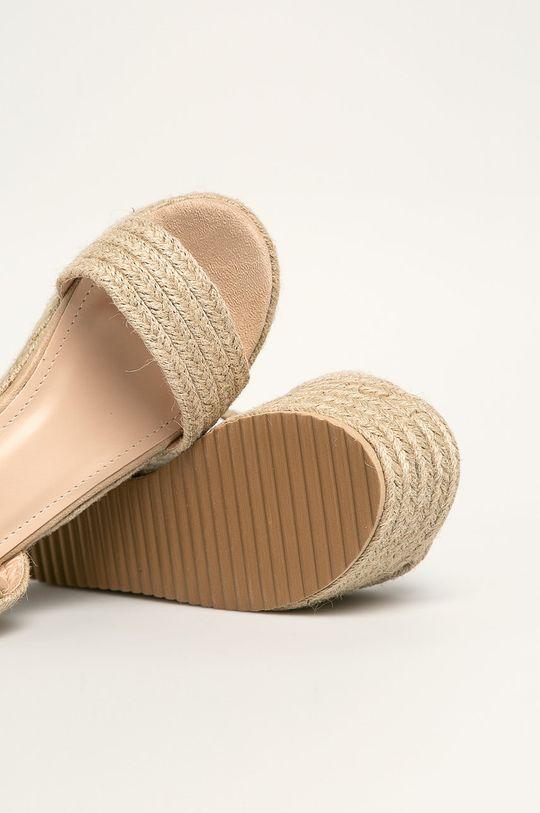 bej Answear - Sandale Mulanka