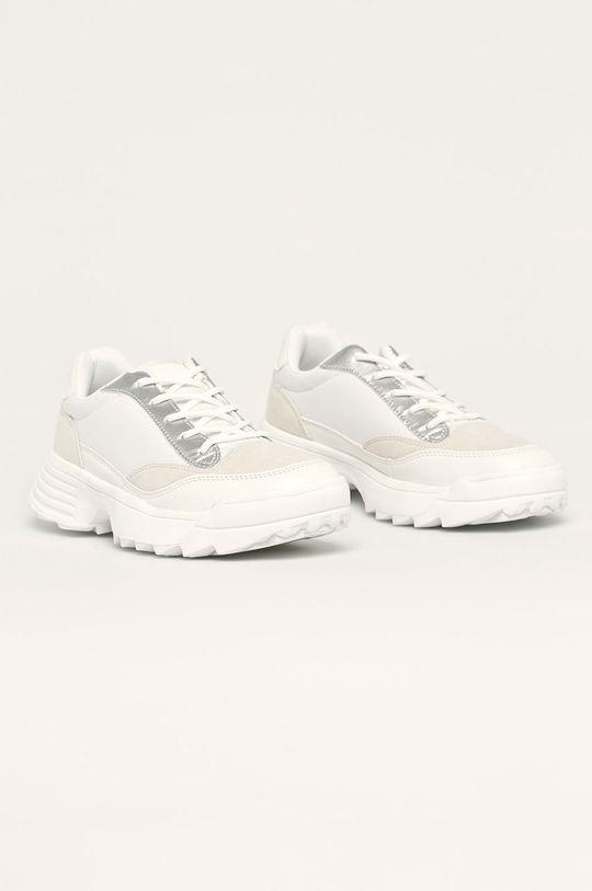 Answear - Topánky biela