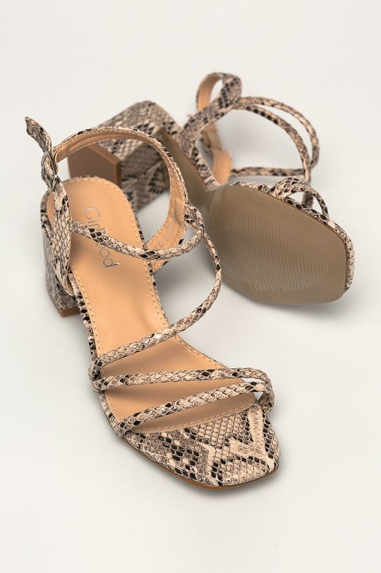 bej Answear - Sandale Girlhood