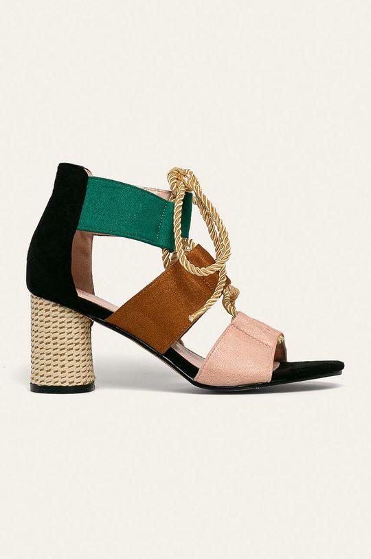 negru Answear - Sandale Girlhood De femei