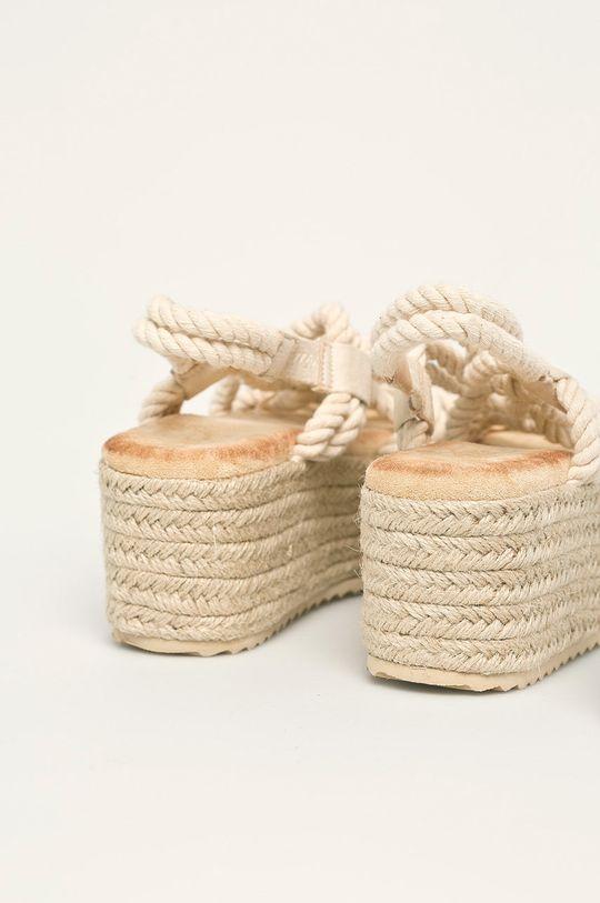 Answear - Сандали  Горна част: Текстилен материал Вътрешна част: Синтетичен материал, Текстилен материал Подметка: Синтетичен материал