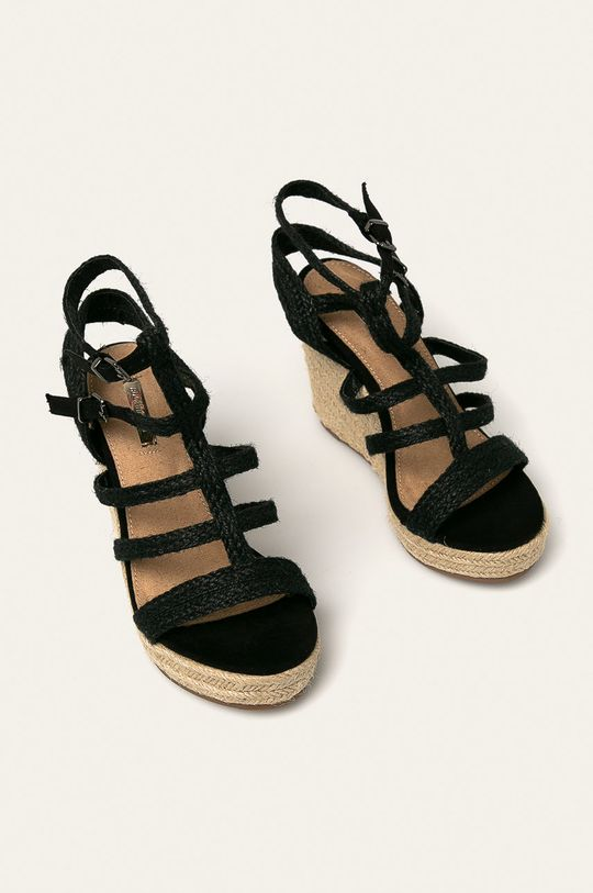Answear - Sandale Buanarotti negru