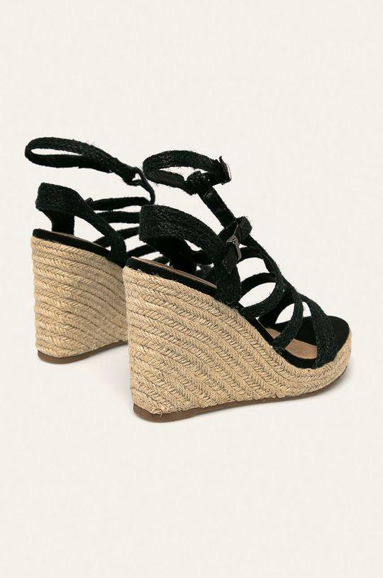 Answear - Sandale Buanarotti Gamba: Material textil Interiorul: Material sintetic, Material textil Talpa: Material sintetic