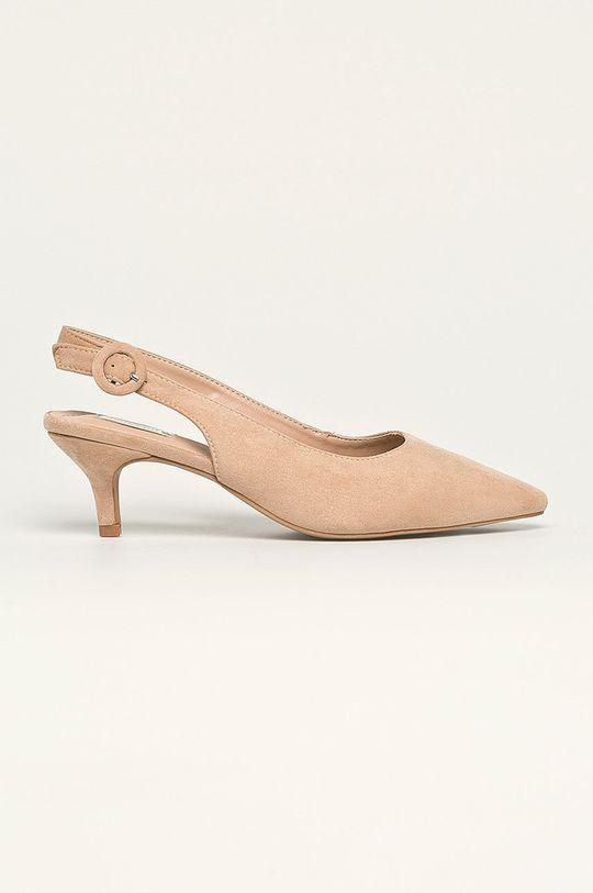 bej Answear - Pantofi cu toc Buanarotti De femei