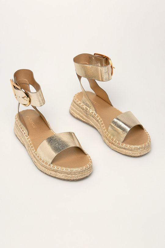 Answear - Sandale Buanarotti aur