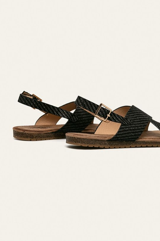 Answear - Sandale CHC SHOES Gamba: Material textil Interiorul: Material sintetic, Material textil Talpa: Material sintetic