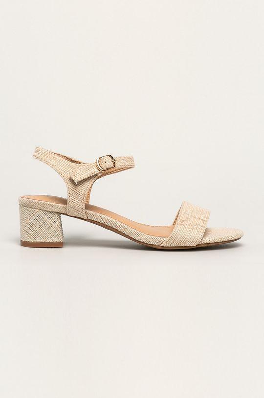 bej Answear - Sandale Chc Shoes De femei