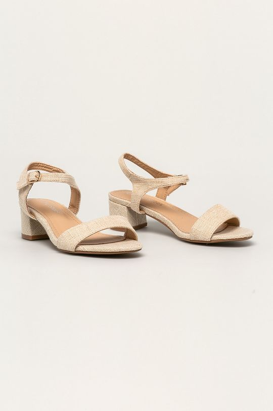 Answear - Sandale Chc Shoes bej