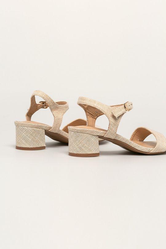 Answear - Sandale Chc Shoes Gamba: Material textil Interiorul: Material sintetic Talpa: Material sintetic