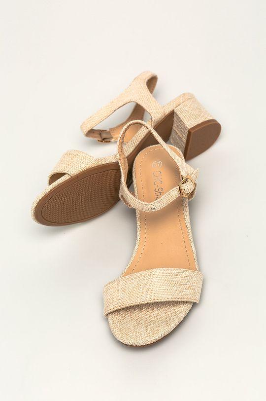 bej Answear - Sandale Chc Shoes