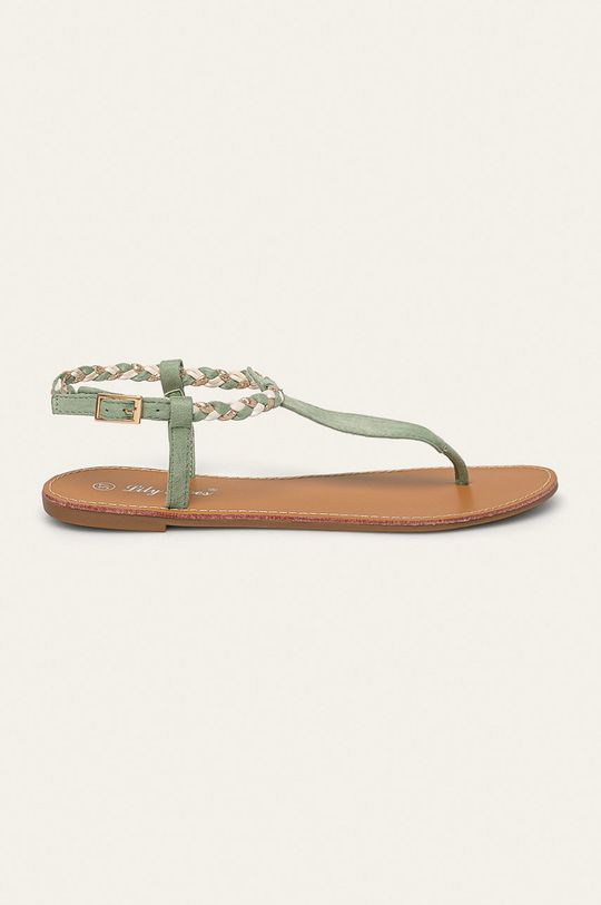 menta Answear - Sandale Lily Shoes De femei