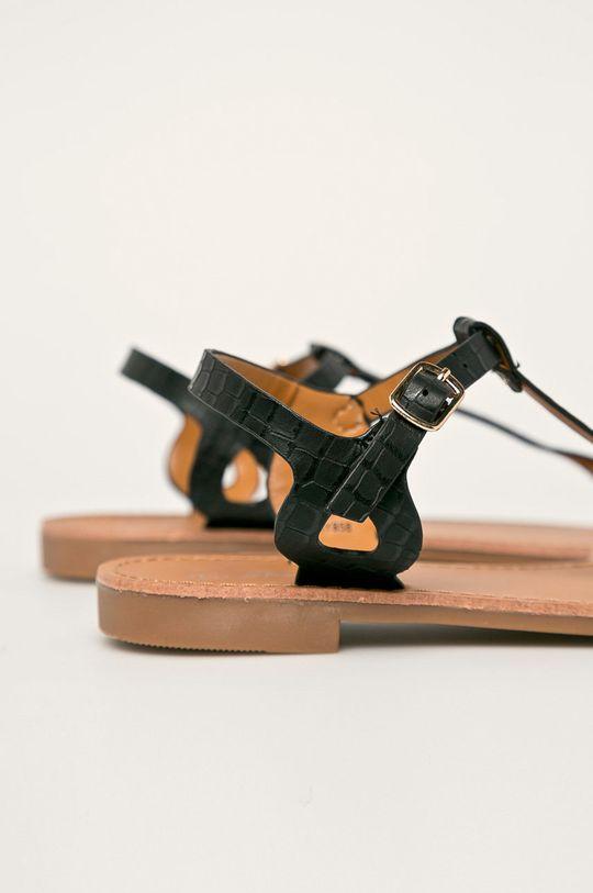 Answear - Sandále Lily Shoes  Zvršok: Syntetická látka Vnútro: Syntetická látka Podrážka: Syntetická látka