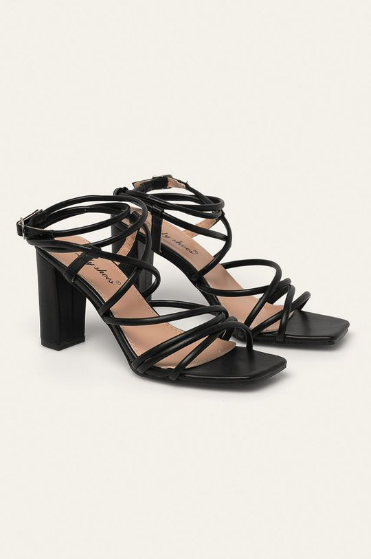 Answear - Sandale Lily Shoes negru