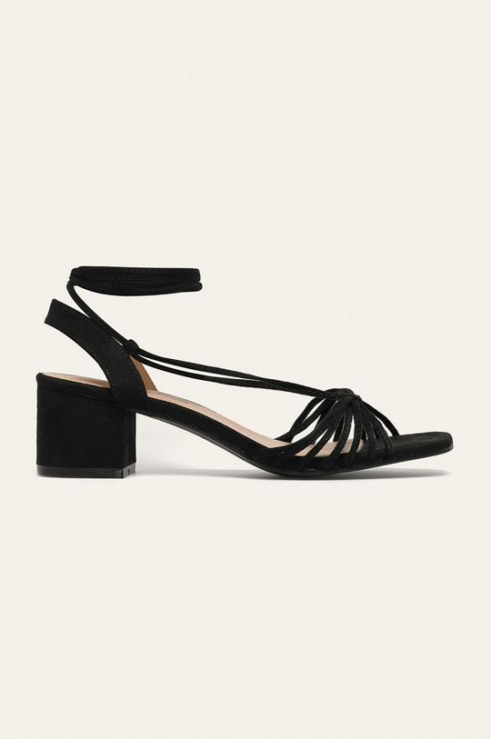 negru Answear - Sandale Lily Shoes De femei