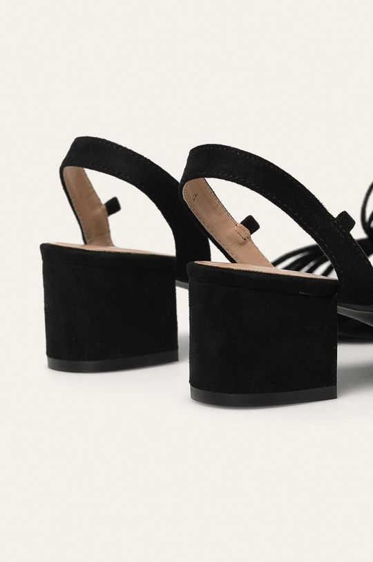 Answear - Sandale Lily Shoes Gamba: Material textil Interiorul: Material sintetic Talpa: Material sintetic