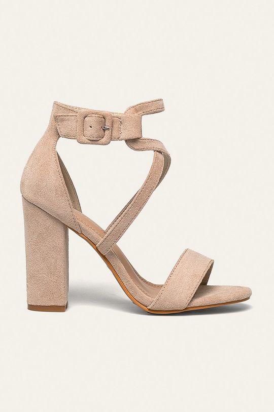 bej Answear - Sandale Bestelle De femei