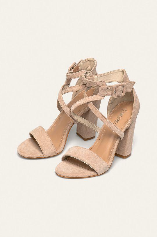 Answear - Sandale Bestelle bej