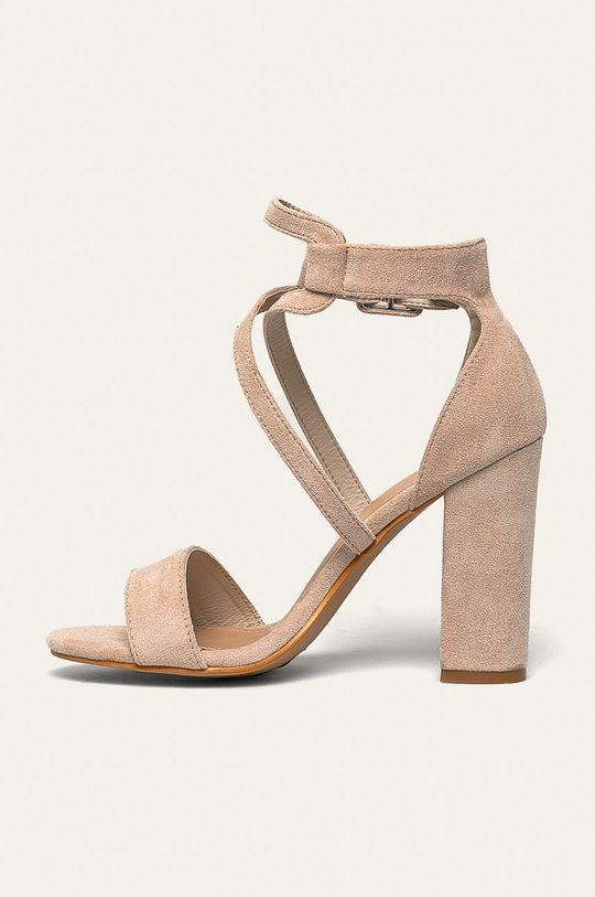 Answear - Sandale Bestelle Gamba: Material textil Interiorul: Material sintetic, Material textil Talpa: Material sintetic