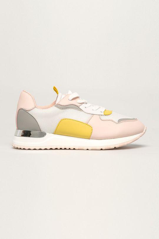 alb Answear - Pantofi Sport De femei