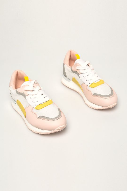 Answear - Pantofi Sport alb