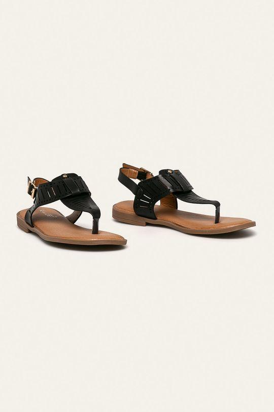 Answear - Sandale R and B negru