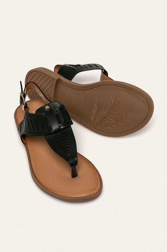 negru Answear - Sandale R and B