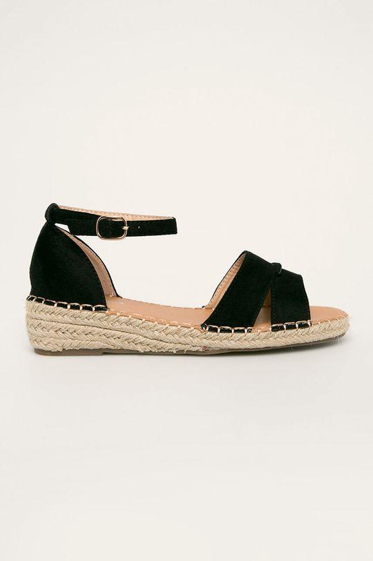 negru Answear - Sandale R and B De femei