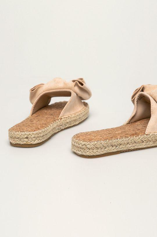 Answear - Papuci Erynn Gamba: Material textil Interiorul: Material sintetic Talpa: Material sintetic