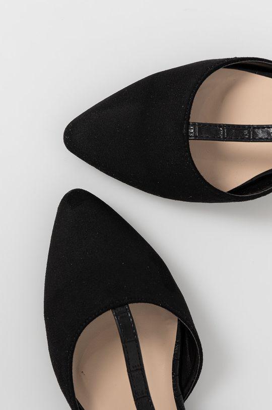 černá Answear - Baleríny Martin Pescatore