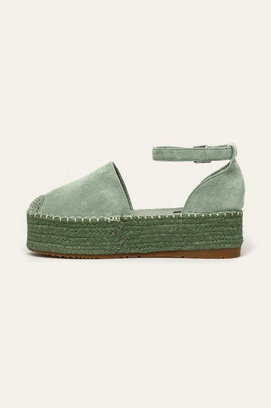 Answear - Espadrilky Vera Blum Svršek: Textilní materiál Vnitřek: Textilní materiál Podrážka: Umělá hmota