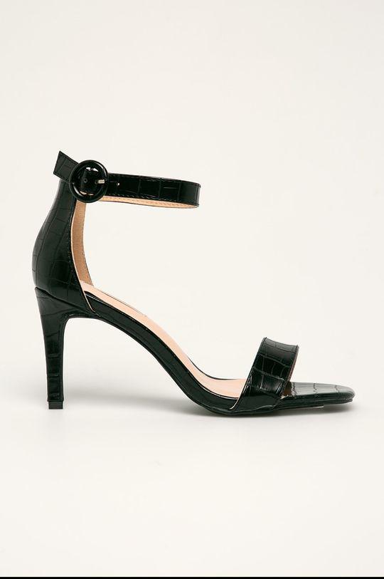 čierna Answear - Sandále Buanarotti Dámsky