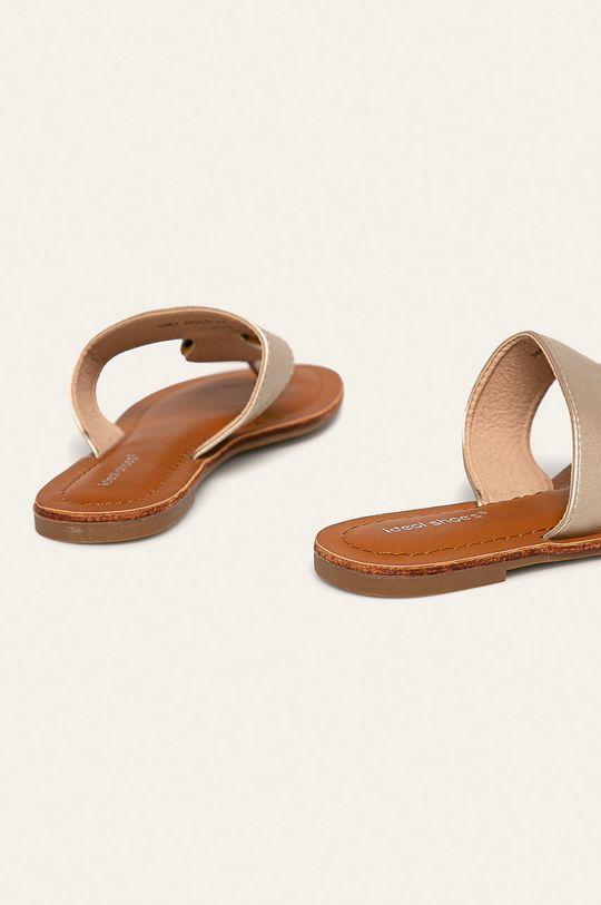 Answear - žabky Ideal Shoes Svršek: Umělá hmota Vnitřek: Umělá hmota Podrážka: Umělá hmota