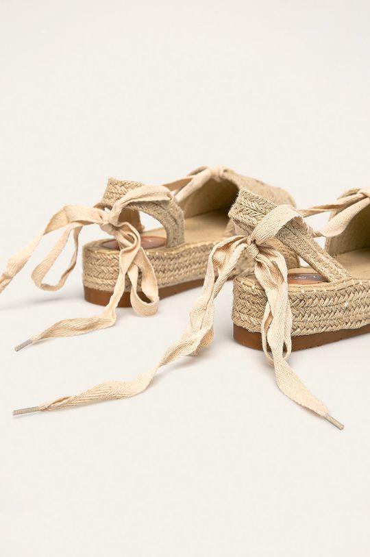 Answear - Espadrile Marquiiz Gamba: Material textil Interiorul: Material sintetic Talpa: Material sintetic