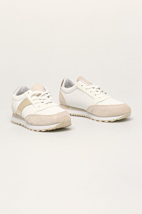 Answear - Boty Ideal Shoes béžová