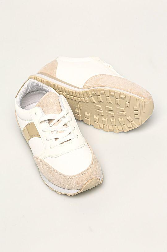 béžová Answear - Boty Ideal Shoes