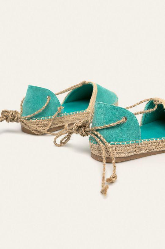Answear - Espadrilky Marquiiz Svršek: Textilní materiál Vnitřek: Textilní materiál Podrážka: Umělá hmota