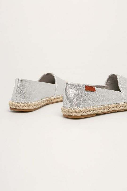 Answear - Espadrile Moda Gamba: Material sintetic Interiorul: Material textil Talpa: Material sintetic
