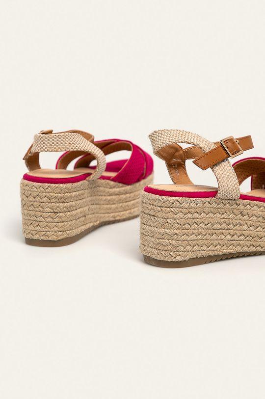 Answear - Sandále Woman Key  Zvršok: Syntetická látka, Textil Vnútro: Syntetická látka Podrážka: Syntetická látka