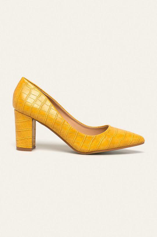 žlutá Answear - Lodičky Guapissima Dámský