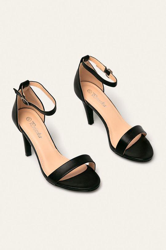 Answear - Sandale Prisska negru